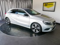 USED 2015 15 MERCEDES-BENZ A CLASS 1.5 A180 CDI BLUEEFFICIENCY SPORT 5d AUTO 109 BHP £0 DEPOSIT FINANCE AVAILABLE, AIR CONDITIONING, AUTOMATIC GEARBOX, BLUETOOTH CONNECTIVITY, CLIMATE CONTROL, CRUISE CONTROL, ELECTRONIC PARKING BRAKE, GEARSHIFT PADDLES, PARKING SENSORS, START/STOP SYSTEM, STEERING WHEEL CONTROLS, TRIP COMPUTER, USB INPUT