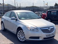 USED 2009 59 VAUXHALL INSIGNIA 1.8 SE 5d 140 BHP HATCHBACK
