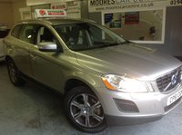 USED 2011 61 VOLVO XC60 2.0 D3 SE LUX  AUTOMATIC Two Tone Leather