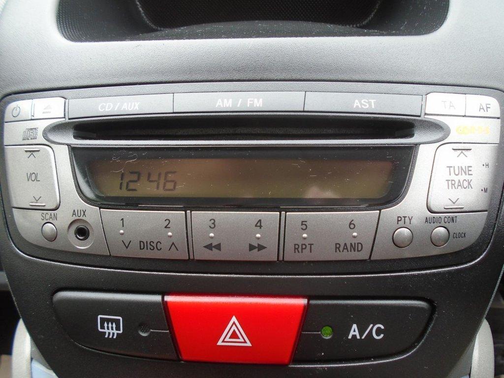 2009 Toyota Aygo Platinum Vvt-I MM £3,999
