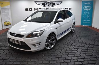 2008 FORD FOCUS 2.5 SIV ST-2 3dr £6495.00