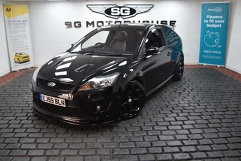 2009 FORD FOCUS 2.5 SIV ST-3 3dr £8995.00
