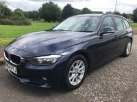 2015 BMW 3 SERIES 2.0 320d EfficientDynamics Business Edition Touring (s/s) 5dr £6695.00