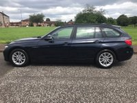 USED 2015 64 BMW 3 SERIES 2.0 320d EfficientDynamics Business Edition Touring (s/s) 5dr 1 Owner.F/S/H.£30 Tax.78 MPG.