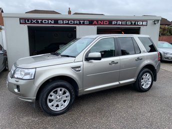2010 LAND ROVER FREELANDER 2 2.2 SD4 XS Station Wagon 5dr £9995.00