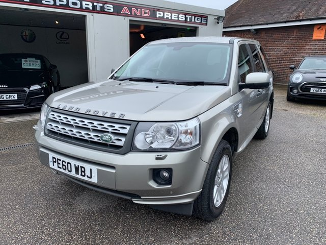 LAND ROVER FREELANDER 2 at Euxton Sports and Prestige