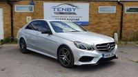 2015 MERCEDES-BENZ E CLASS 2.1 E220 BLUETEC AMG NIGHT EDITION 4d AUTO 174 BHP £14984.00