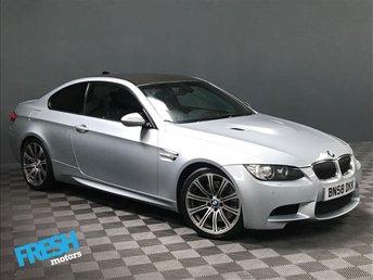 2008 BMW M3 4.0 M3 2d AUTO 414 BHP £18500.00