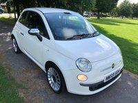 2010 FIAT 500 1.2 SPORT 3d 69 BHP £2995.00