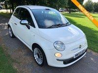 USED 2010 59 FIAT 500 1.2 SPORT 3d 69 BHP