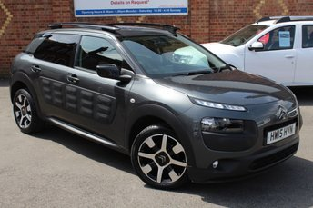 2015 CITROEN C4 CACTUS 1.6 BLUEHDI FLAIR 5d 98 BHP £7250.00