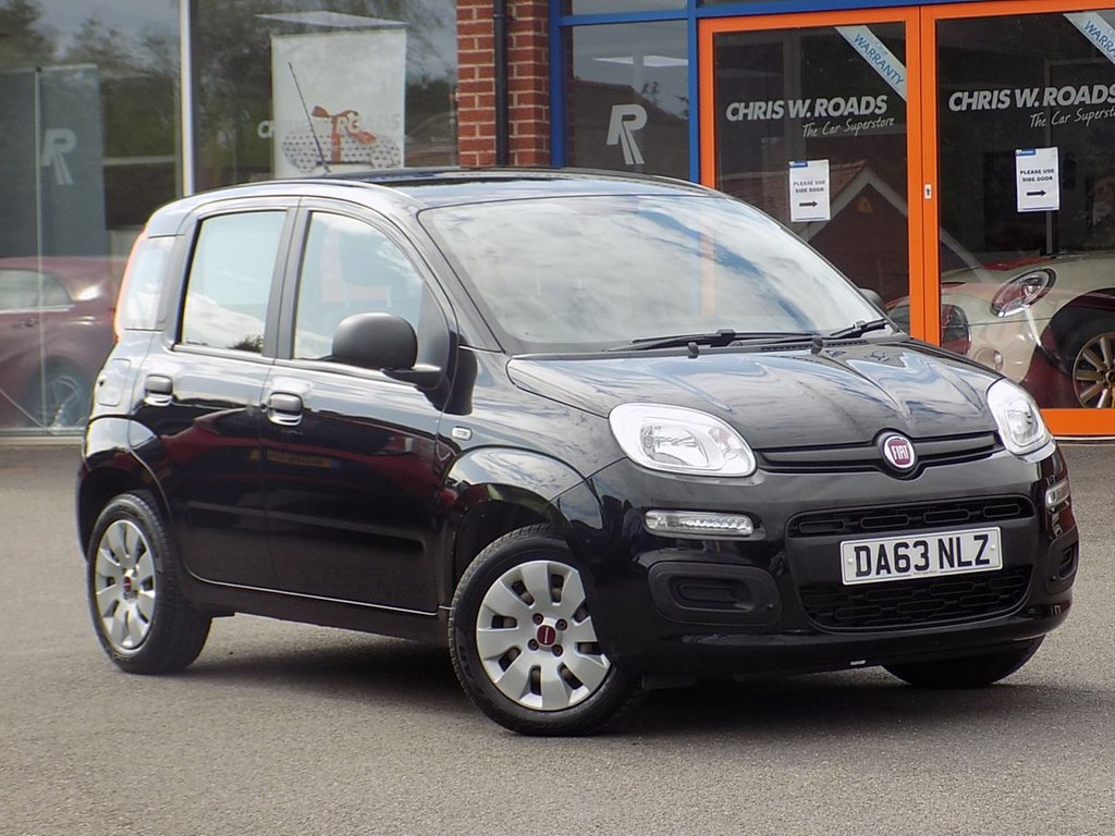 USED 2013 63 FIAT PANDA 1.2 Pop 5dr ** Low Miles + Only 2 Owners **