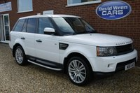 USED 2011 61 LAND ROVER RANGE ROVER SPORT 3.0 TDV6 HSE 5d AUTO 245 BHP