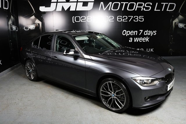 2014 BMW 3 SERIES 318D SE M PERFORMANCE STYLE 141 BHP (FINANCE AND WARRANTY)