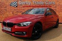 2014 BMW 3 SERIES 2.0 318D SPORT 4d 141 BHP £12500.00