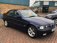 USED 1997 BMW 3 SERIES 1.8 318I SE 4d AUTO 114 BHP only done 73,000 miles in great condition for the year give us a call today on 01536 402161