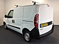 USED 2016 66 VAUXHALL COMBO VAN 1.2 2000 L1H1 CDTI 1d 90 BHP ULEZ COMPLIANT FOR LONDON  ULEZ COMPLIANT, JUST SERVICED AT A MAIN DEALER, NEW MOT, 1 OWNER