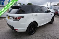 USED 2013 63 LAND ROVER RANGE ROVER SPORT 3.0 SDV6 AUTOBIOGRAPHY DYNAMIC AUTO ( BIG SPEC ) HIGH SPEC NEW SHAPE MODEL !