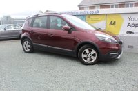 2014 RENAULT SCENIC 1.5 XMOD DYNAMIQUE TOMTOM ENERGY DCI S/S 5d 110 BHP £5990.00
