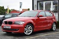 2008 BMW 1 SERIES 2.0 123D SE 5d 202 BHP £5495.00