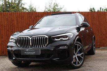 2019 BMW X5 3.0 XDRIVE30D M SPORT 5d AUTO 261 BHP £SOLD
