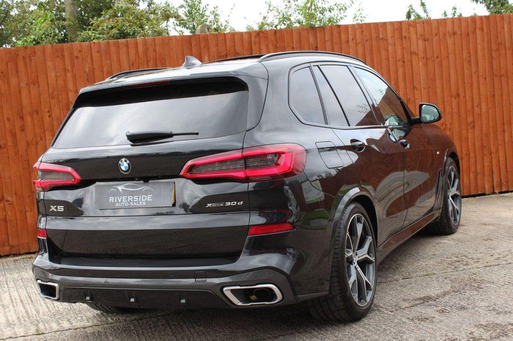 2019 Bmw X5 Xdrive30d M Sport 49 000