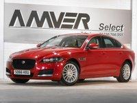 USED 2016 66 JAGUAR XF 2.0 PRESTIGE 4d AUTO 177 BHP