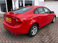 USED 2014 14 VOLVO S60 2.0 D4 BUSINESS EDITION 4d 178 BHP SUPPLIED WITH 12 MONTHS MOT, LOVELY CAR TO DRIVE