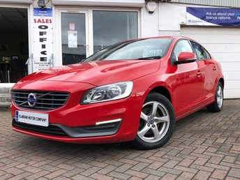 2014 VOLVO S60 2.0 D4 BUSINESS EDITION 4d 178 BHP £5875.00