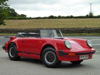 1985 PORSCHE 911 CARRERA JUNIOR £9995.00
