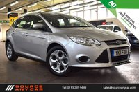 USED 2011 11 FORD FOCUS 1.6 EDGE 5d 104 BHP + 6 MONTHS WARRANTY+ 12 MONTHS MOT + SH +