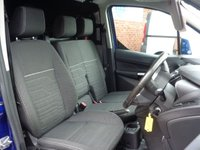 USED 2017 17 FORD TRANSIT CONNECT 1.5 200 LIMITED P/V 1d 118 BHP