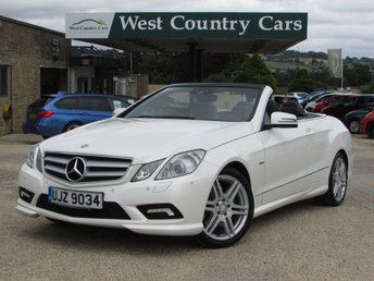2010 MERCEDES-BENZ E CLASS 3.0 E350 CDI BLUEEFFICIENCY SPORT 2d 231 BHP £12000.00
