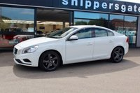 USED 2011 61 VOLVO S60 1.6 DRIVE R-DESIGN S/S 4d 113 BHP Fantastic looking VolvoS60 R Design, ( service Stamps, Bluetooth Phone, 2 Keys Book Pack And Receipt File, Remote Central Locking, DAB Radio, R Design Leather Sports Steering Wheel, Sports Tuned Power Steering.