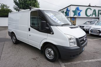 2011 FORD TRANSIT 280 2.2 TDCI SWB 5DR ( JUST SERVICED & NO VAT !! ) £4789.00