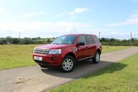 USED 2012 12 LAND ROVER FREELANDER 2 2.2 TD4 XS 5d 150 BHP (FREE 2 YEAR WARRANTY)