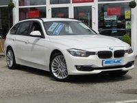 2013 BMW 3 SERIES 2.0 320D XDRIVE LUXURY TOURING 5d AUTO 181 BHP