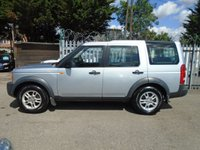 USED 2006 06 LAND ROVER DISCOVERY 2.7 3 TDV6 7 SEATS 5d AUTO 188 BHP
