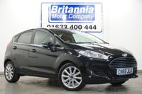 2015 FORD FIESTA 1.0 TITANIUM 5 DOOR TOP SPEC MODEL 80 BHP £8590.00