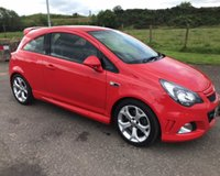 USED 2014 64 VAUXHALL CORSA 1.6T  VXR 3d 189 BHP 6 MONTHS PARTS+ LABOUR WARRANTY+AA COVER
