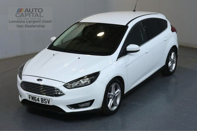 2015 FORD FOCUS 1.6 TITANIUM TDCI 5d 114 BHP AIR CON MOT UNTIL 28/01/2020