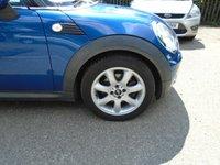 USED 2007 57 MINI HATCH COOPER 1.6 COOPER D 3d AUTO 108 BHP