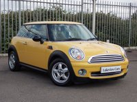 2007 MINI HATCH ONE 1.4 ONE 3d 94 BHP