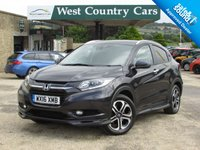 USED 2016 16 HONDA HR-V 1.6 I-DTEC EX 5d 118 BHP £20 For A Years Tax And 50+MPG