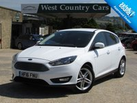 USED 2016 16 FORD FOCUS 1.5 ZETEC TDCI 5d 118 BHP Great Value Family Hatchback