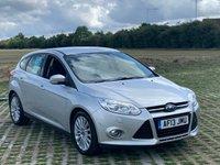 2013 FORD FOCUS 1.6 TITANIUM X TDCI 5d 113 BHP £4995.00