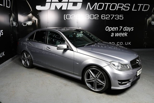 2011 11 MERCEDES-BENZ C CLASS C220 CDI B.E. SPORT NIGHT EDITION STYLE AUTO 168 BHP (FINANCE AND WARRANTY)
