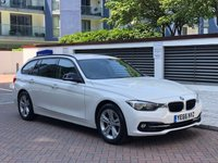 USED 2016 66 BMW 3 SERIES 1.5 318I SPORT TOURING 5d 135 BHP