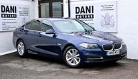USED 2015 15 BMW 5 SERIES 2.0 520d SE 4dr 1 OWNER*SATNAV*PARKING AID