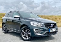 2015 VOLVO XC60 2.0 D4 R-Design Geartronic 5dr £15650.00